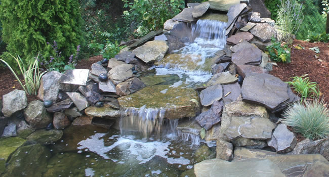 Landscape Design uxbridge MA